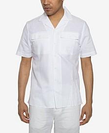 Men's Linen Resort Shirt