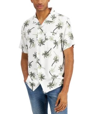 Men's Dima Short Sleeve Printed Camp Shirt