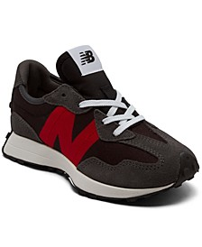 Big Boys 327 Casual Sneakers from Finish Line