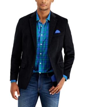 Men's Corduroy Classic-Fit Sport Coat