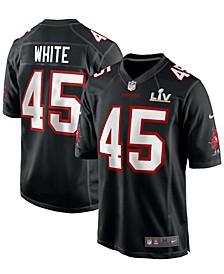 Tampa Bay Buccaneers Men's Super Bowl LV Fashion Jersey Devin White