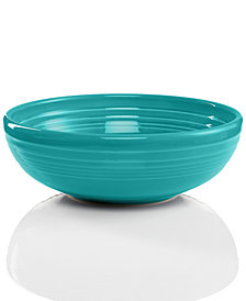 Fiesta Turquoise Medium Bistro Bowl