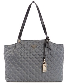 Jaxi Girlfriend Quilted Carryall