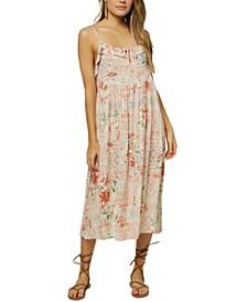 Juniors' Gardenia Dress
