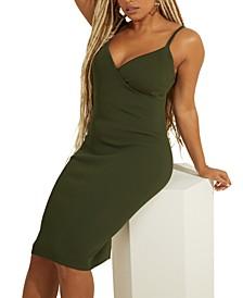 Haley Ribbed Bodycon Dress