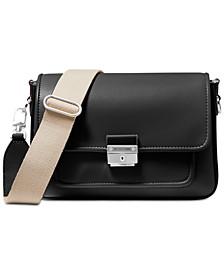 Bradshaw Medium Leather Messenger Bag