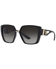 Women's Sunglasses, DG6156 56