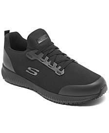 Men's Work Relaxed Fit Squad Slip-Resistant - Myton ESD Work Sneakers from Finish Line