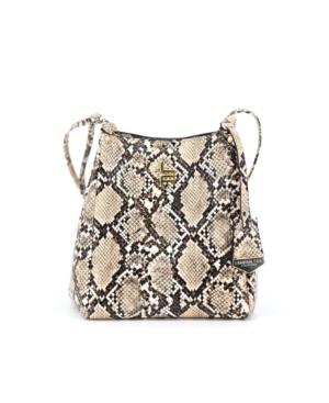Women's Coco Python Crossbody Bag
