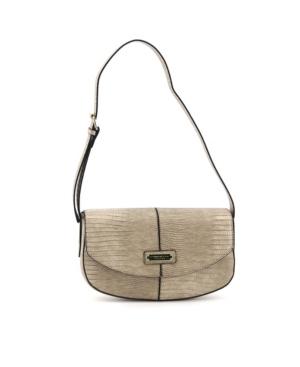 Women's Astor Lizard Shoulder Bag