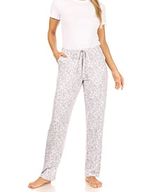 Women's Front Pockets Tapered Pant