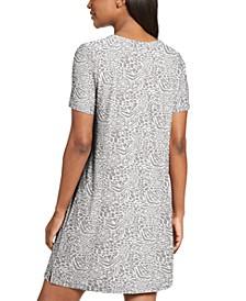 Soft Essentials Short Sleeve Sleep Shirt