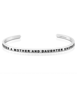Women's The Love Between A Mother and Daughter Knows No Distance Bracelet