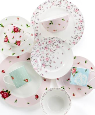 New Country Roses Pink 3 Piece Set