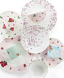 Royal Albert New Country Roses Dinnerware Collection