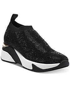 Women's Onida Wedge Sneakers, Created for Macy's