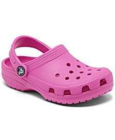 Big Girls Classic Clog Sandals From Finish Line