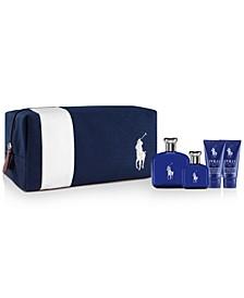 Men's 5-Pc. Polo Blue Eau de Toilette Gift Set