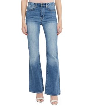 Joplin Flare-Leg Jeans