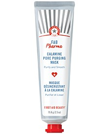 FAB Pharma Calamine Pore Purging Mask, 2.5-oz.