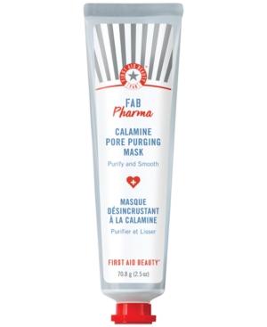 Fab Pharma Calamine Pore Purging Mask