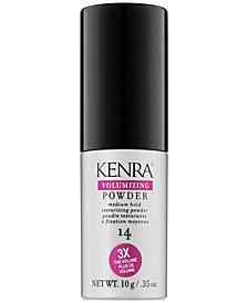 Volumizing Powder 14, 0.35-oz., from PUREBEAUTY Salon & Spa