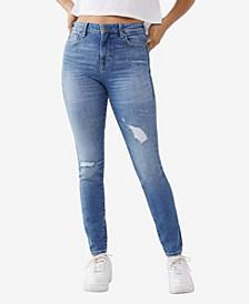 Women's Jennie High Rise Curvy Skinny Jeans