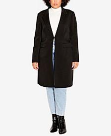 Plus Size Millennial Jacket