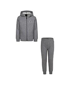 Toddler Boys Sport Essentials Fleece Hoodie and Pants Set