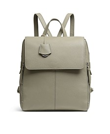Women's Large Flap Backpack