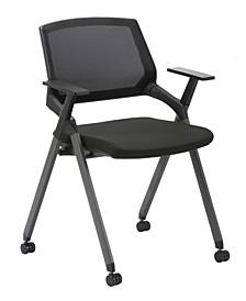 Hollins Folding Arm Chair