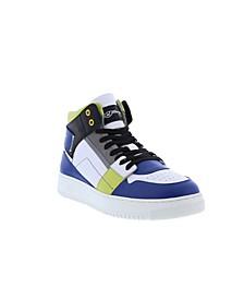 Men's Block Hi Top Sneaker