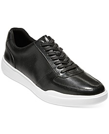 Men's Grand Crosscourt Modern Perforated Sneakers