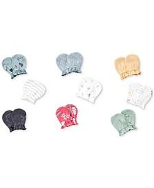 Baby Girls & Boys 3-Pack Mitten Separates