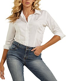 Cate Button Down Blouse