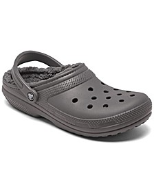 Men's and Women's Classic Lined Clogs from Finish Line