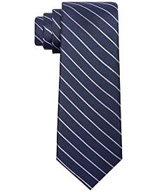 Men's Slim Stripe Tie