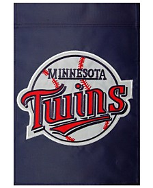 Party Animal Minnesota Twins Garden Flag