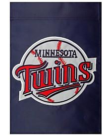 Party Animal Minnesota Twins Garden Flag