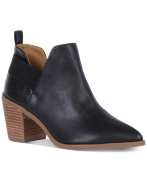 Fig Ankle Booties Women's Shoes