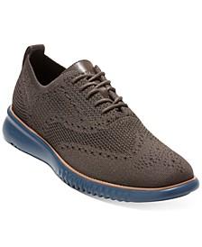 Men's 2.ZERØGRAND Stitchlite™ Wingtip Oxford Shoes