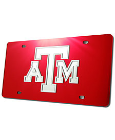 Stockdale Texas A&M Aggies License Plate