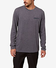 Men's Gravel Long Sleeve T-shirt
