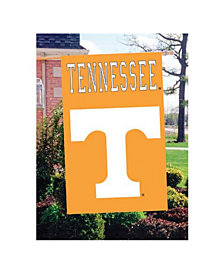 Party Animal Tennessee Volunteers Applique House Flag