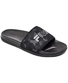 Men's Drifter Lux 90s Slide Sandals from Finish Line