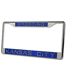 Stockdale Sporting Kansas City Laser License Plate Frame