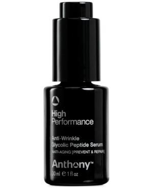 High Performance Anti-Wrinkle Glycolic Peptide Serum