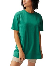 Women's The Oversized Dad T-shirt