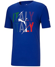 Men's Italy Fan T-Shirt