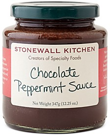 Chocolate Peppermint Sauce